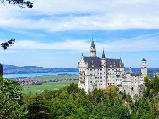 Visiter en allemagne les châteaux
