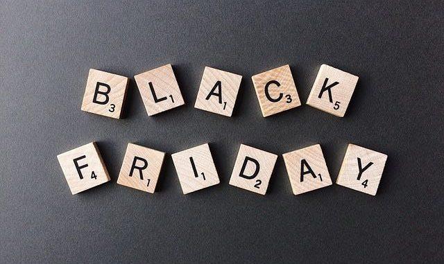 Black Friday pour faire de bonnes affaires