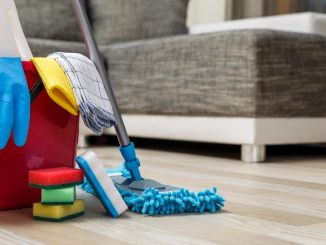 Nettoyage à domicile