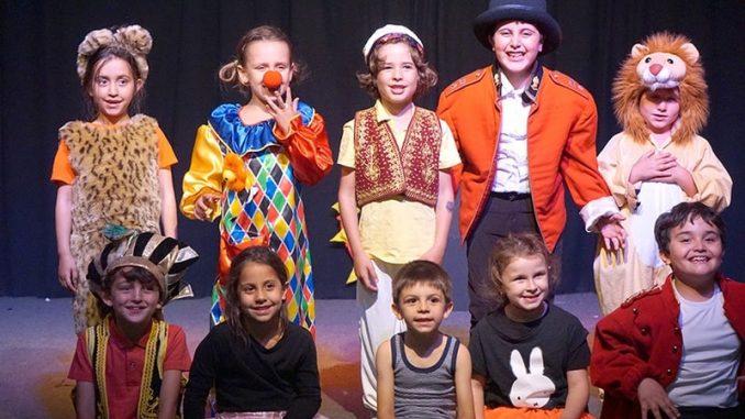 les cours de théâtre pour enfant